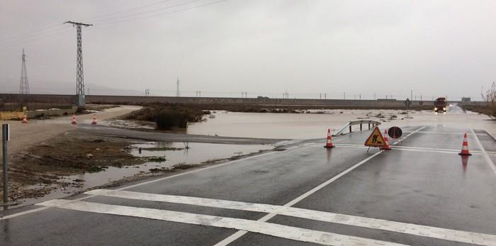 Carretera de Villena: solucionado el problema de inundaciones, Caudete Digital - Noticias y actualidad de Caudete (Albacete)