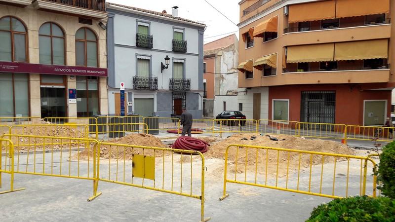 INTAGUA OBRAS PÚBLICAS, SLU es la empresa que llevará a cabo las obras de la Plaza El Carmen, Caudete Digital - Noticias y actualidad de Caudete (Albacete)