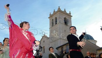 Las Fiestas de Moros y Cristianos, y los Bailes del Niño, estarán presentes en FITUR 2019