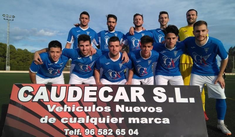 Trabajada y sufrida victoria del C.D. Caudetano por 5 – 4 ante el Valdeganga, Caudete Digital - Noticias y actualidad de Caudete (Albacete)