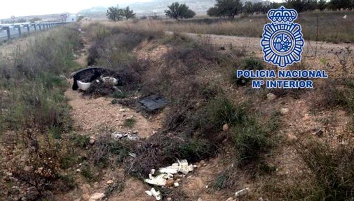 Encuentran en una cuneta de la carretera Yecla – Caudete a un vecino desaparecido, Caudete Digital - Noticias y actualidad de Caudete (Albacete)