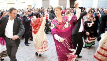 Los Bailes del Niño de Caudete serán propuestos para ser declarados de Interés Turístico Regional