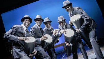 El domingo tendrá lugar en el Auditorio Municipal de Caudete la actuación de los acróbatas The Black Blues Brothers