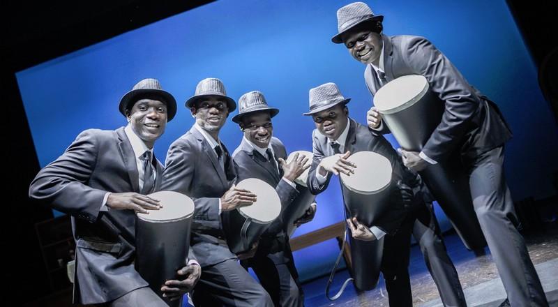 El domingo tendrá lugar en el Auditorio Municipal de Caudete la actuación de los acróbatas The Black Blues Brothers, Caudete Digital - Noticias y actualidad de Caudete (Albacete)