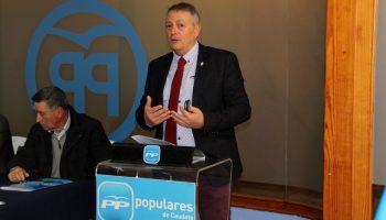 El Partido Popular votará a favor del recurso presentado por el PSOE