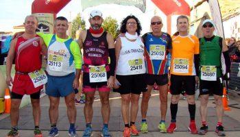 Termina el XVIII Circuito Provincial de Carreras Populares, y Pepe Llorens es uno de los siete atletas que han completado las 47 pruebas