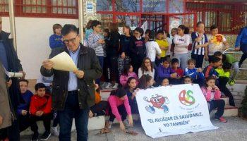 Reconocimiento para los proyectos escolares saludables de los CEIP de Caudete 'Alcázar y Serrano' y 'El Paseo'