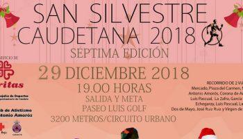 La San Silvestre Caudetana llega a su séptima edición