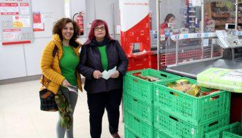 Caudete Se Mueve realiza hoy y mañana una recogida de alimentos en varios puntos de la población