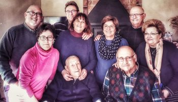 Miguel López García, el caudetano más longevo, acaba de cumplir 104 años