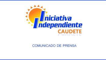Iniciativa Independiente Caudete empieza a prepararse para las próximas elecciones municipales