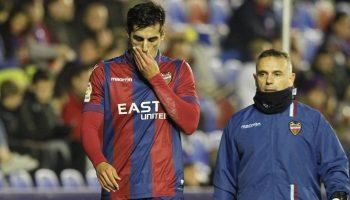 El Levante UD no cuenta con Chema Rodríguez para la próxima temporada