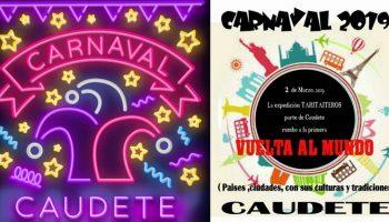 El Carnaval de Caudete dará este año la Vuelta al Mundo