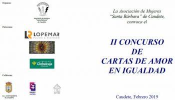 Fallo del II Concurso de Cartas de Amor en Igualdad