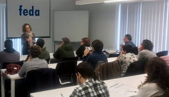 Feda prepara un amplio programa de cursos para 2019
