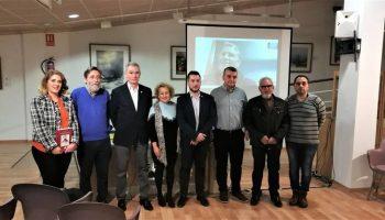 Gran éxito de público en la presentación de los libros de la I Beca de Investigación Histórica Francisco José Domenech Mira