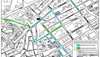 Caudete llevará a cabo una reordenación del tráfico en algunas de sus calles principales