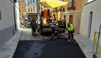 Acaban las obras en la Plaza del Carmen, que tendrá prioridad peatonal