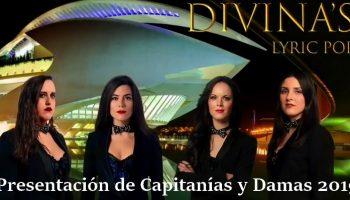 El sábado 9 de marzo se llevará a cabo la Presentación de Capitanías y Damas 2019