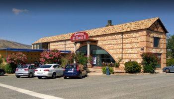 Dos encapuchados han cometido este lunes un robo en el Restaurante Rocín II