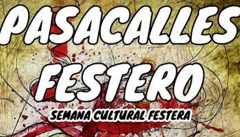 Todo preparado para la celebración de la XLIII Semana Cultural Festera