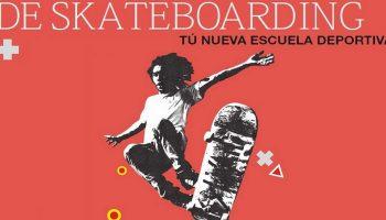 El próximo 3 de marzo se inaugura la nueva pista municipal Skatepark en la Ciudad Deportiva 'Antonio Amorós' de Caudete