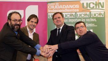 UPyD y UCIN concurrirán juntos en las próximas elecciones municipales y autonómicas