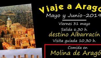 Todavía quedan plazas para el viaje a Aragón que ha organizado la Asociación Valencianista