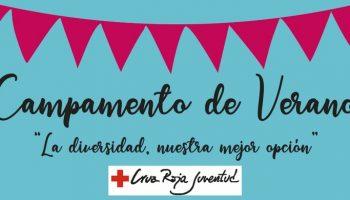 Cruz Roja Juventud ha abierto el plazo de inscripción para el Campamento de Verano 2019
