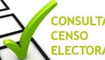 Ya se puede consultar el censo electoral y realizar las pertinentes reclamaciones