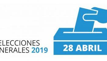 Composición de las Mesas Electorales en Caudete para las próximas Elecciones Generales