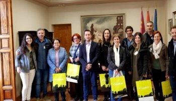 El CEIP Gloria Fuertes, coordinador del proyecto Erasmus + 'Listen, look and take part in! This is our cultural heritage' (¡Escucha, mira y participa! Este es nuestro patrimonio cultural)