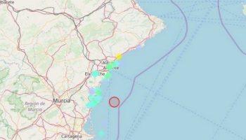 Un terremoto frente a las costas de Torrevieja se deja sentir en Caudete