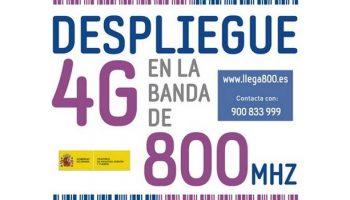 El Ayuntamiento de Caudete informa a los afectados por el servicio de 4G en nuestra localidad