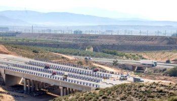 Abierto el ramal que conecta la A-31 con la A-33 a la altura del centro penitenciario de Villena