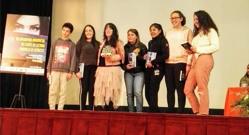 El séptimo Encuentro Provincial de Clubes de Lectura Juveniles ha contado con la presencia de jóvenes de Caudete, Hellín, La Roda, Casas Ibáñez, Mahora y Tarazona de la Mancha, Caudete Digital - Noticias y actualidad de Caudete (Albacete)
