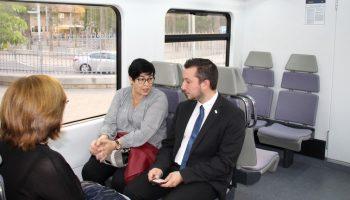 El Equipo de Gobierno consiguió el respaldo del Pleno para solicitar paradas de tren en Caudete
