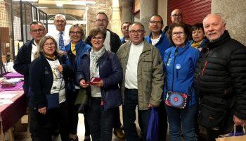 Caudete ha pasado a formar parte de la Junta Directiva de la nueva Federación de Asociaciones del Camino de Santiago Levante-Sureste