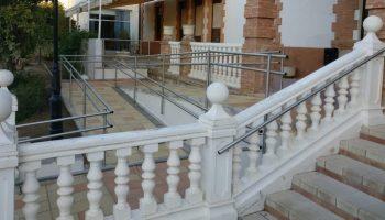 La Residencia de Ancianos San Juan Evangelista de Caudete ha mejorado sustancialmente su accesibilidad