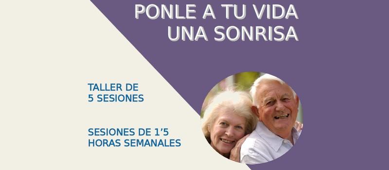 'Ponle a tu vida una sonrisa' es el título de un nuevo taller para las personas mayores de Caudete, Caudete Digital - Noticias y actualidad de Caudete (Albacete)