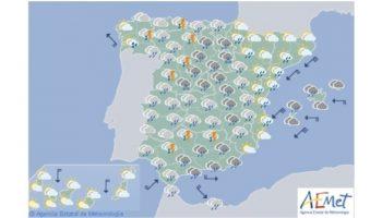 Las lluvias llegarán a Caudete en la segunda mitad de la Semana Santa