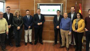 Caudete se integra en la recién creada Asociación de Zonas Industriales de Castilla-La Mancha (Zincaman)