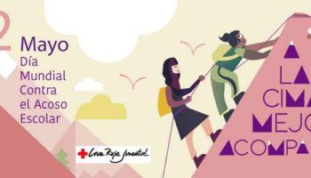 Cruz Roja Juventud en Caudete realizará actividades por el Día Mundial Contra el Acoso Escolar