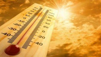 El calor será protagonista en Caudete a partir de mañana