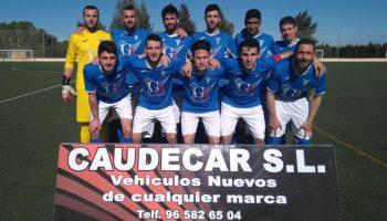 El C.D. Caudetano goleó por 5 - 2 al Miguelturreño, y el Juvenil al U.D. Almansa, con un contundente 7 - 0