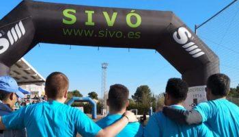 Jóvenes atendidos en el centro de acogida Alácera de Caudete participaron activamente en la 4ª Convivencia Deportiva Solidaria