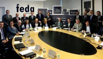 La Asociación del Comercio de Caudete recibe uno de los Premios San Juan 2019
