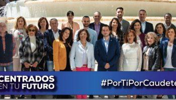 El Partido Popular presenta su Programa Electoral y anuncia un mitin para el próximo martes