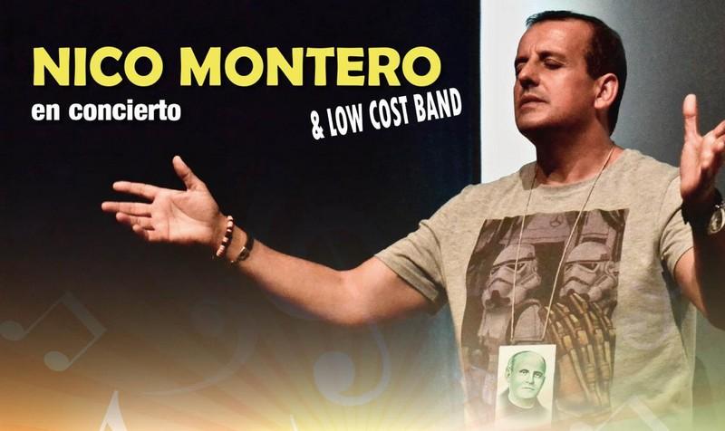 Nico Montero actuará el día 25 de mayo en el Auditorio Municipal, Caudete Digital - Noticias y actualidad de Caudete (Albacete)