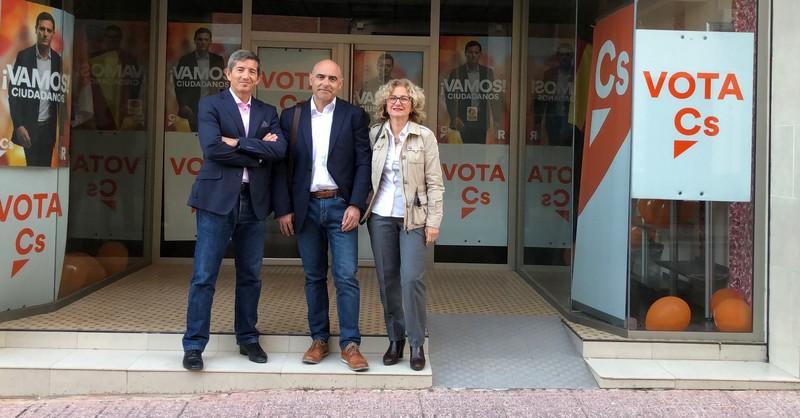 El sábado la agrupación de Ciudadanos Caudete presenta su candidatura para las Elecciones Municipales del 26 de mayo, Caudete Digital - Noticias y actualidad de Caudete (Albacete)